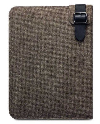 Berkeley ipad 2/3/4 Pouch Tweed Brown by Covert