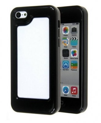 Bumper 2 in 1 iPhone 5C Black