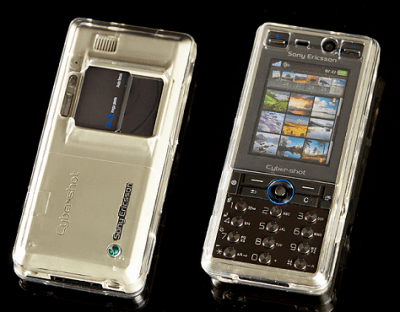 Crystal Case K810i