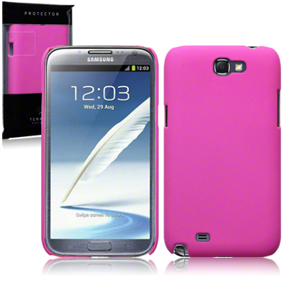 Hard Case Galaxy Note 2 Solid Pink