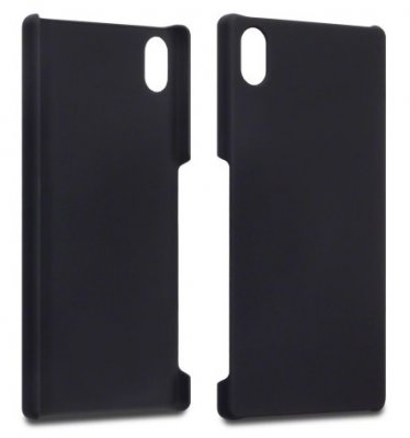 Hard Case Xperia Z5 Solid Black