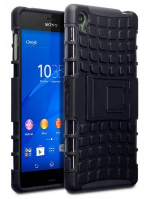 Workers Case Xperia Z3 Black