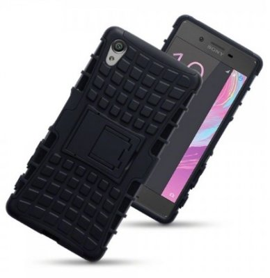 Workers Case Sony Xperia X Black